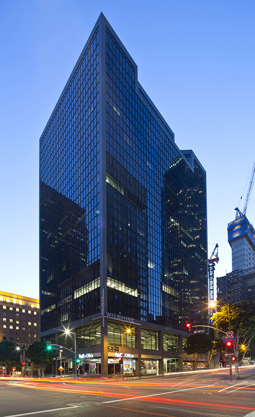 227,000 SF DOWNTOWN LA OFFICE TOWER BOUGHT BY ONNIGROUP