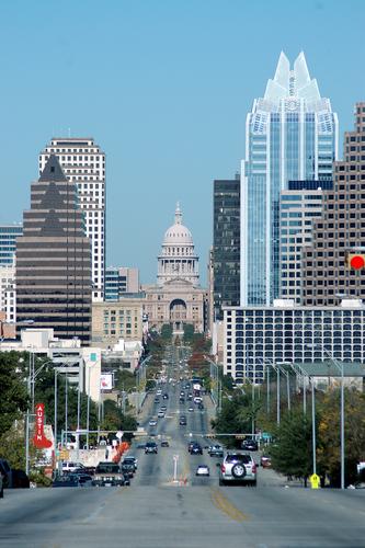 Downtown Austin, TX