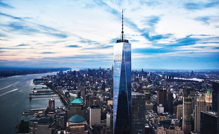Take a tour of new One World Observatory – YouTube