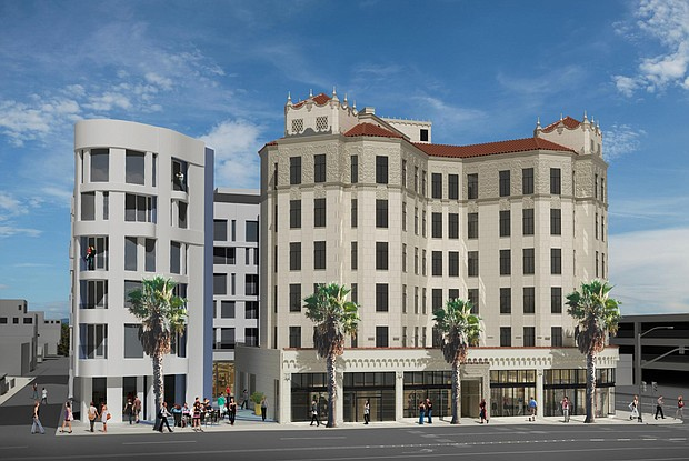 SANTA MONICA LUXURY HOTEL STARTS CONSTRUCTION